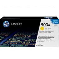 Toner HP 503A do Color LaserJet 3800 | 6 000 str. | yellow